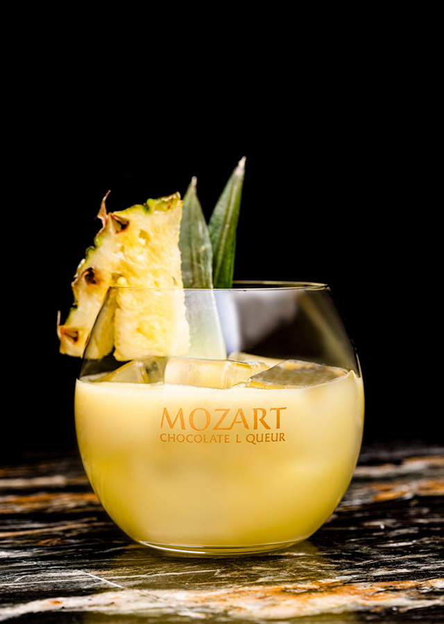 Mozart Chocolate Colada