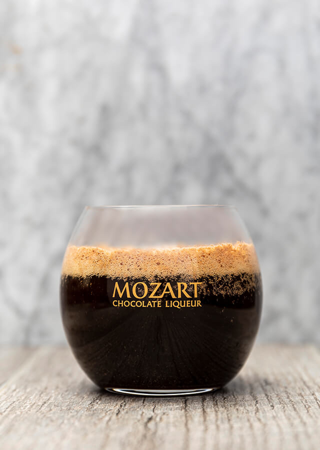 Mozart Cream Chocolate Dark Stout Fellow Choctail