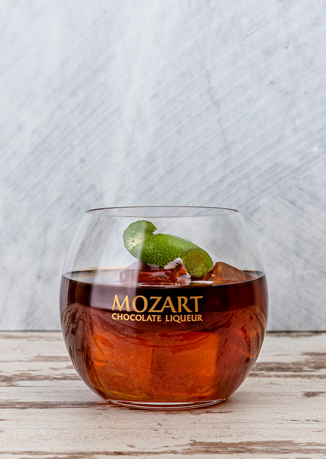 Mozart Chocolate Gimlet