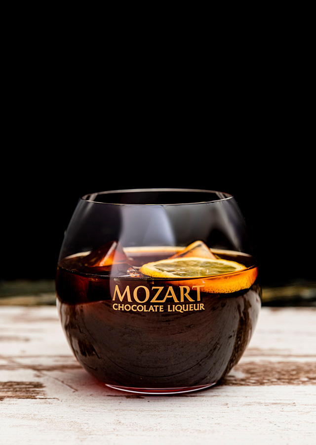 Mozart Chocolate Rum Sour