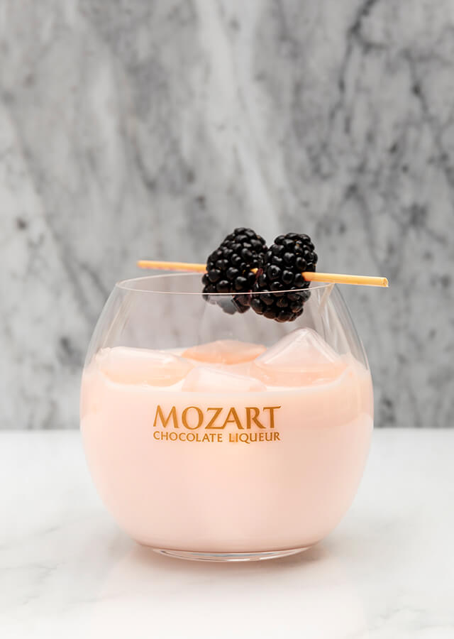 Mozart Strawberry Chocolate Summer Joy