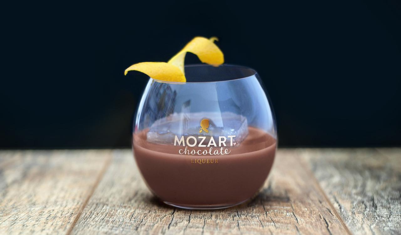 Mozart Chocolate Coffee Sunset