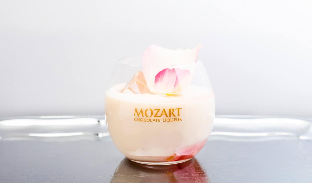 Mozart White Chocolate Lady Rose