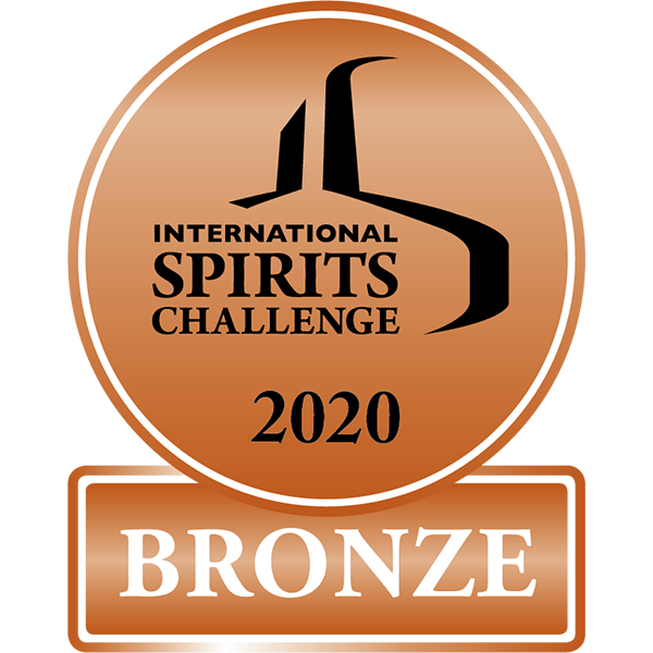 International Spirits Challenge Bronze 2020