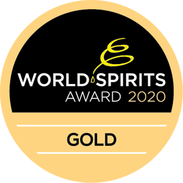 World Spirits Award Gold 2020